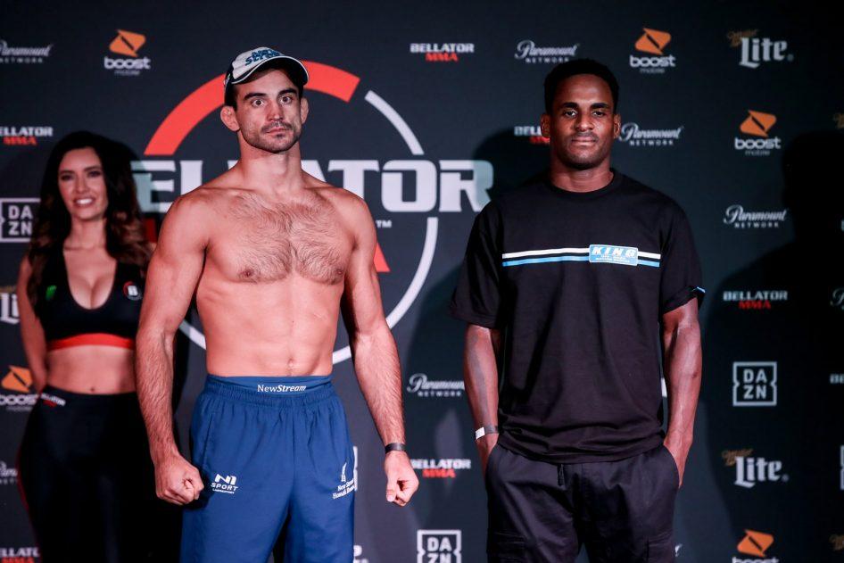 Bellator 229: Koreshkov vs Larkin Weigh-In Results