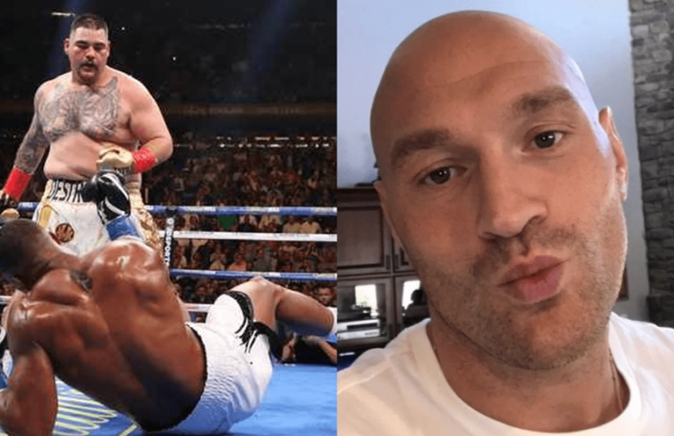 Boxing: Tyson Fury Breaks Down Andy Ruiz vs Anthony Joshua 2