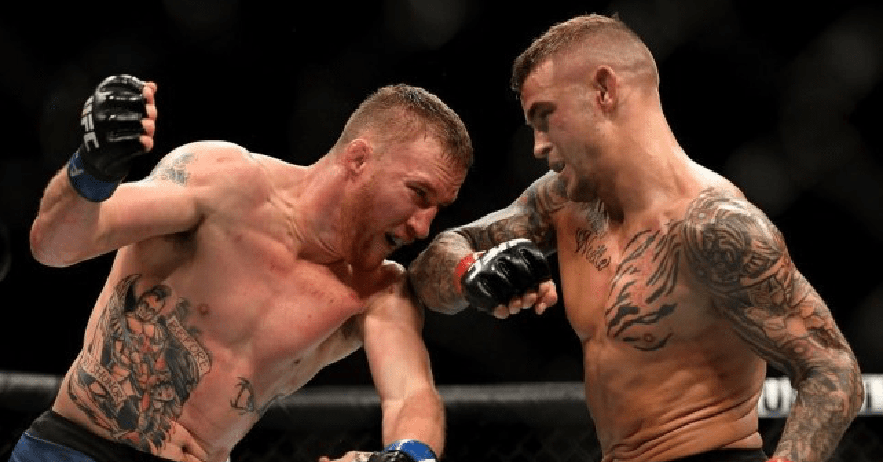 UFC: Dustin Poirier Breaks Down Tony Ferguson vs Justin Gaethje