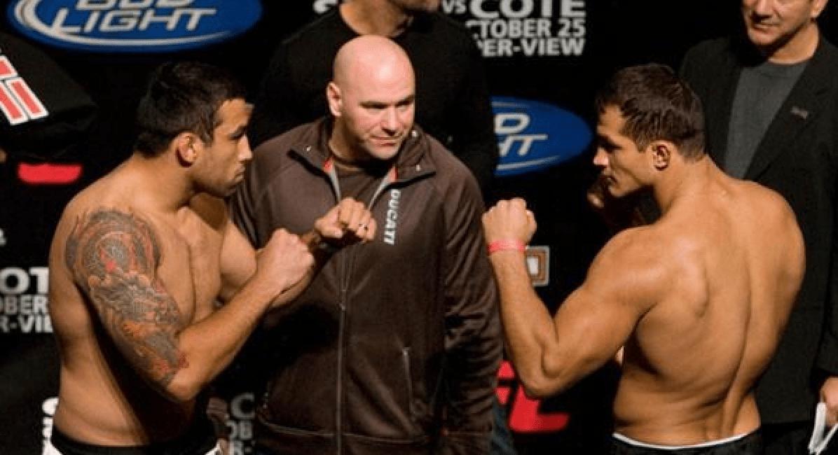 UFC: Fabricio Werdum Wants Rematch With Junior Dos Santos On Return