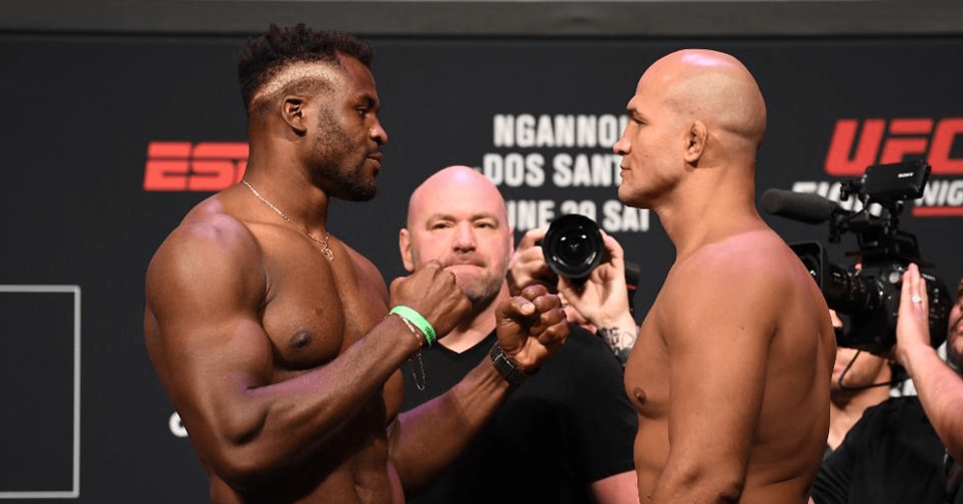 Junior Dos Santos Calls Out Tyson Fury And Francis Ngannou