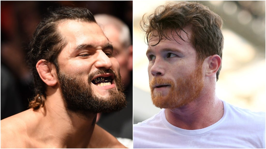 Canelo Alvarez On Fighting Jorge Masvidal: Why Not?