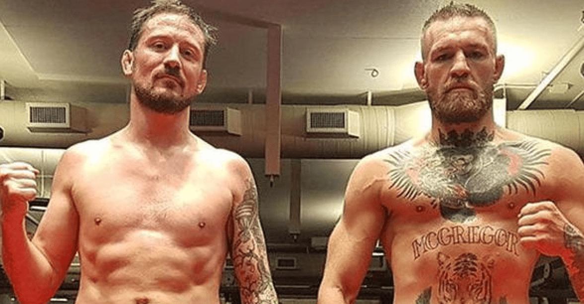 UFC, John Kavanagh, Conor McGregor