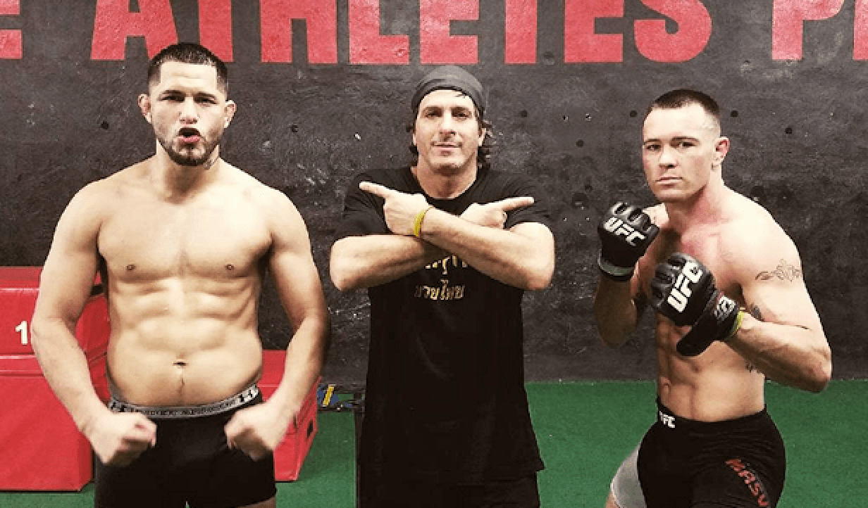 UFC: Colby Covington And Jorge Masvidal Hit Out At Each Other