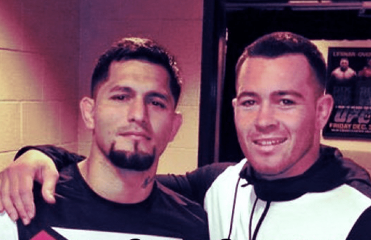 Colby Covington Reveals He's Left ATT, Jorge Masvidal Reacts
