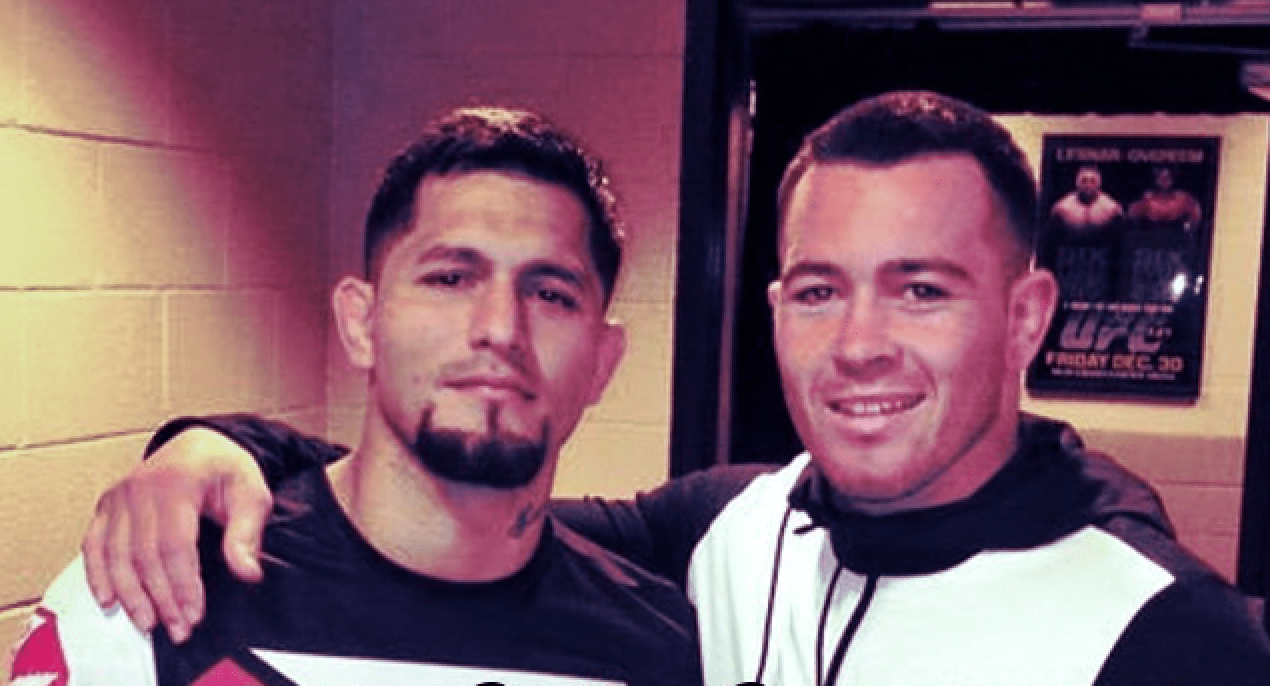 Colby Covington Hits Back At Jorge Masvidal