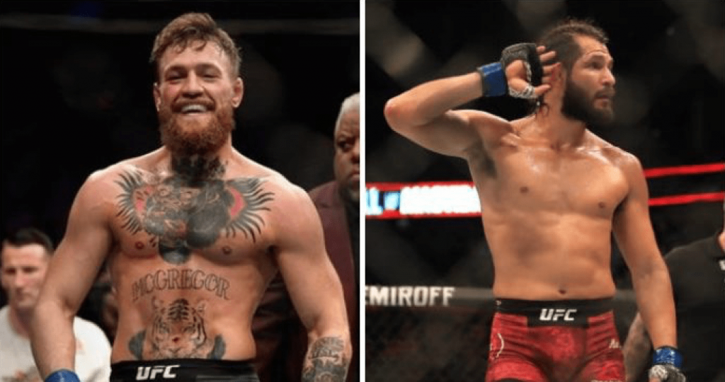 UFC, Conor McGregor, Jorge Masvidal