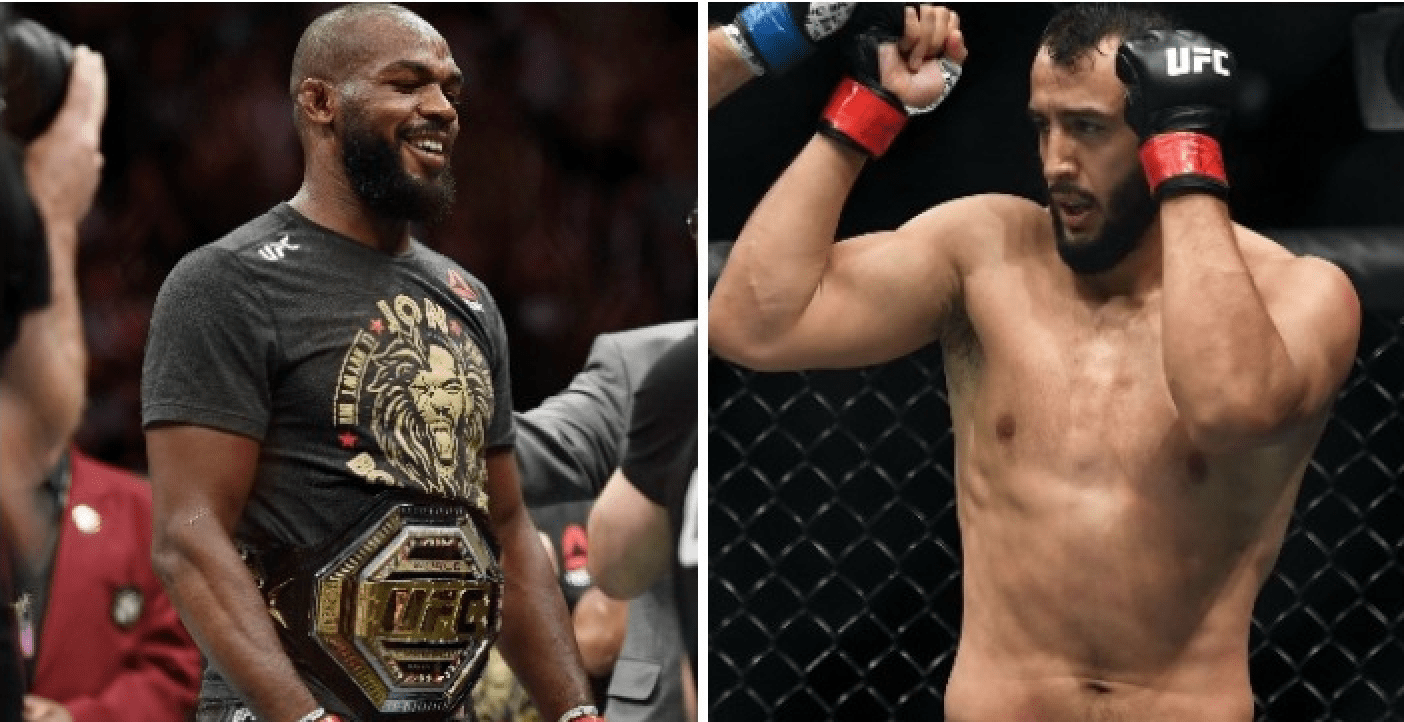 Dana White On Jon Jones vs Dominick Reyes: It's The Fight To Make