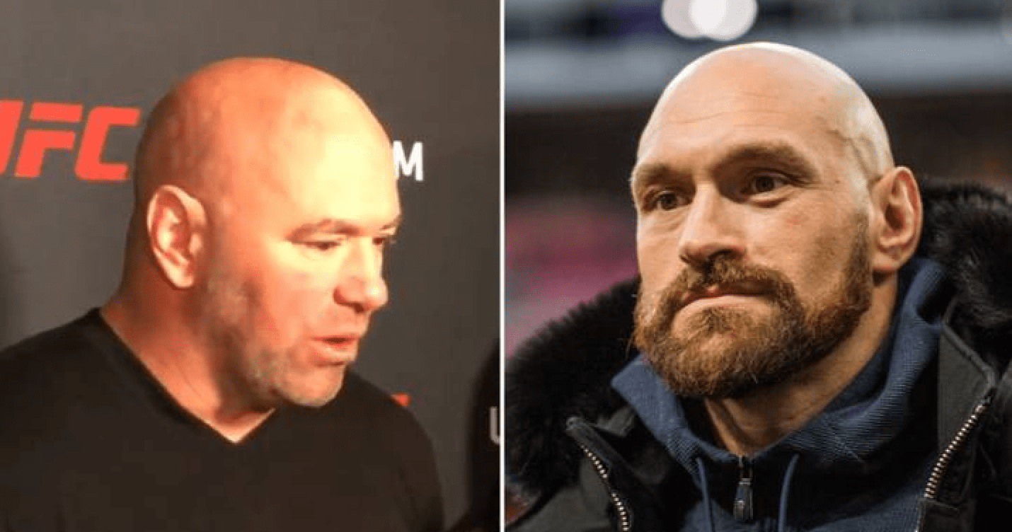 Dana White To Tyson Fury: Why Come Over Here To Get Smashed?