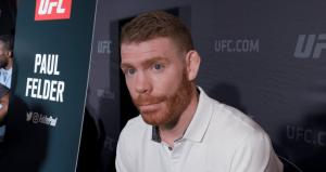 UFC Paul Felder
