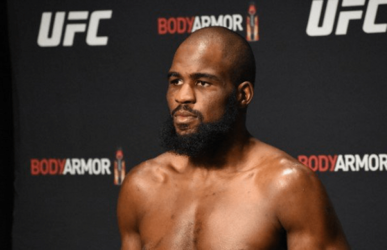 UFC: Corey Anderson Responds to Jon Jones, Anthony Smith Messages