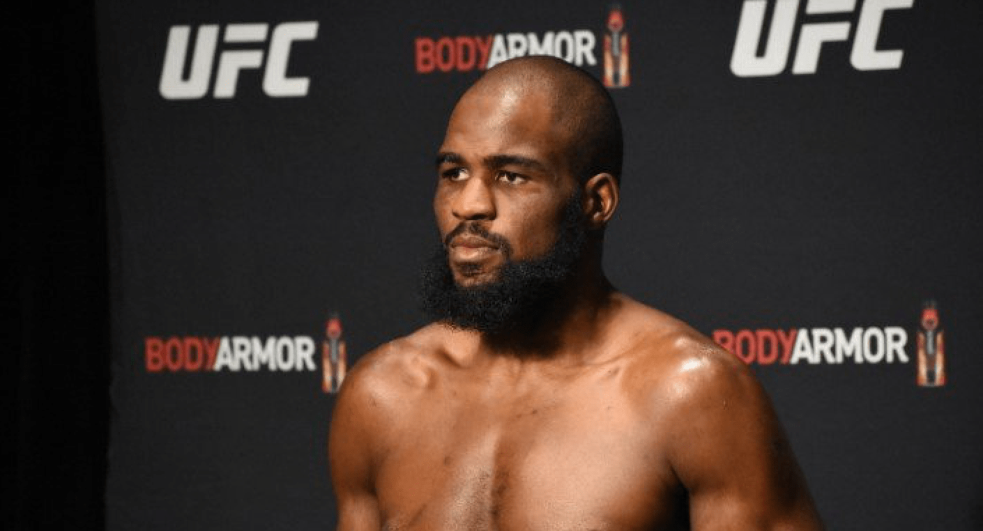 Corey Anderson: Bellator's 205lbs Division Is Better Than The UFC's