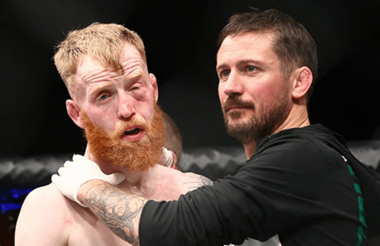 Paddy Holohan Details Fallout With Former Coach John Kavanagh