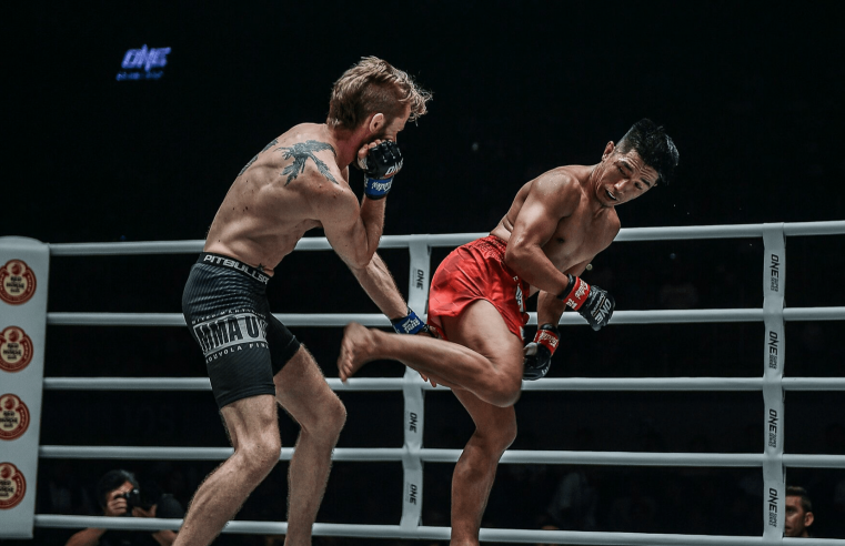 Geje Eustaquio Hopes To Avenge His Only Knockout Loss