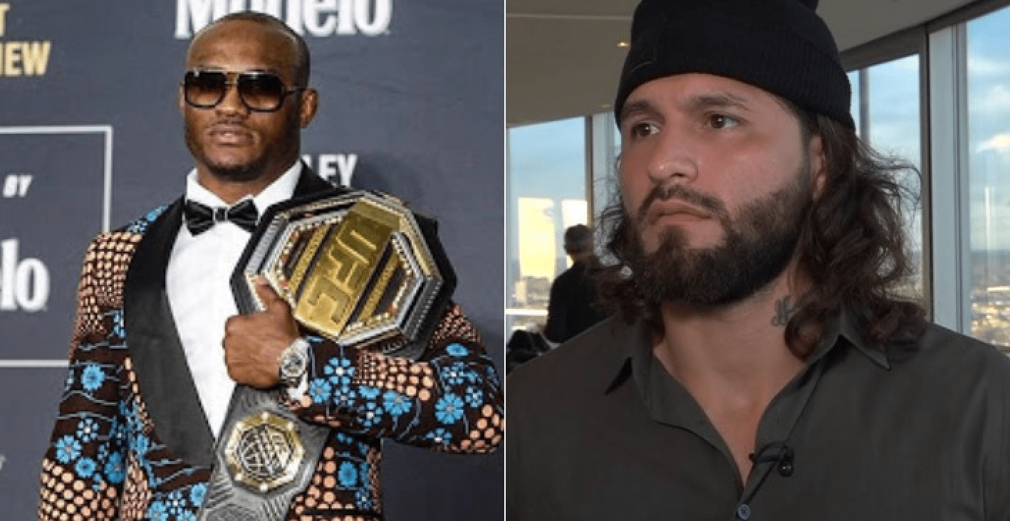 UFC: Jorge Masvidal And Kamaru Usman Continue To Trade Blows