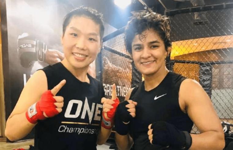 Ritu Phogat Has One Aim, Become India's First Female MMA Champion