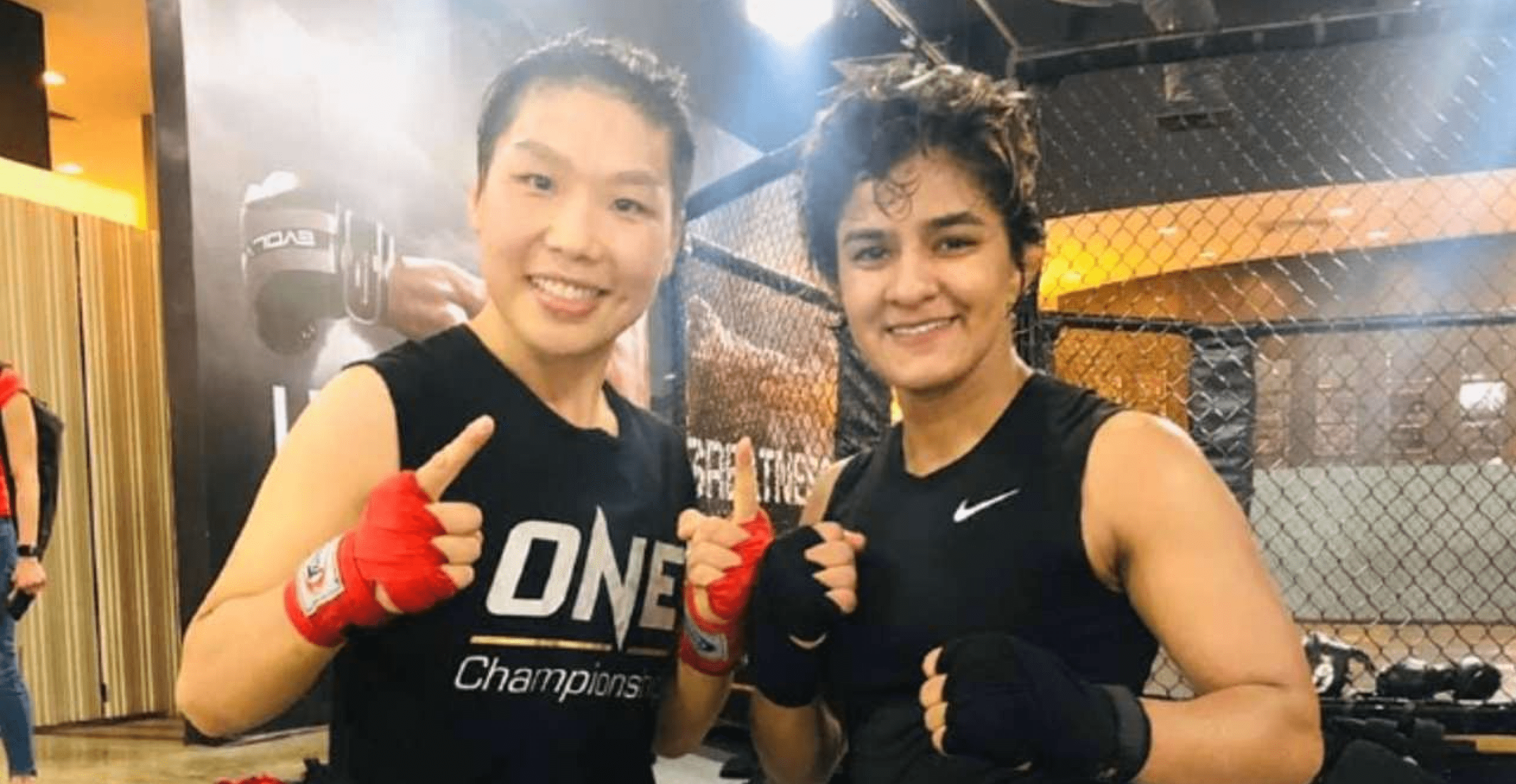 Ritu Phogat Has One Aim, Become India's First Female MMA Champion