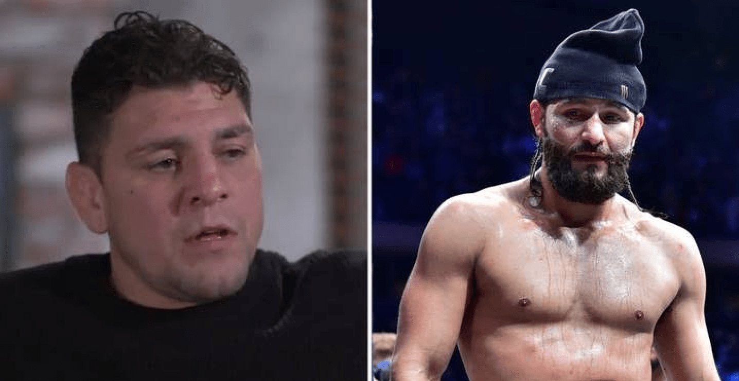UFC: Jorge Masvidal Responds To Nick Diaz Call Out