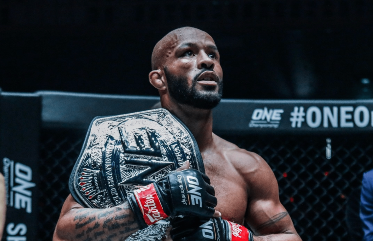 Israel Adesanya: Demetrious Johnson Is The Best Fighter In The World