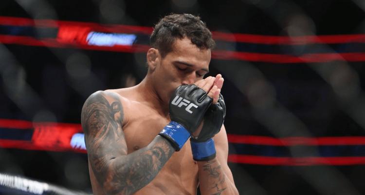 Charles Oliveira UFC Sao Paulo