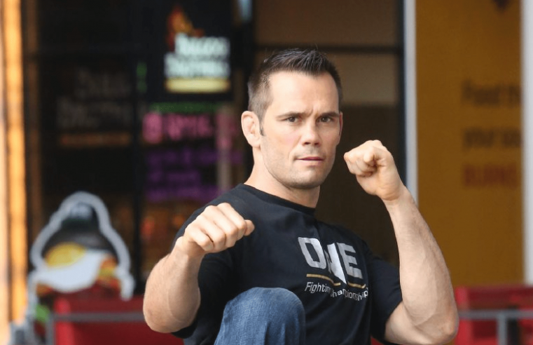 Rich Franklin Would Love To Fight Anderson Silva Again