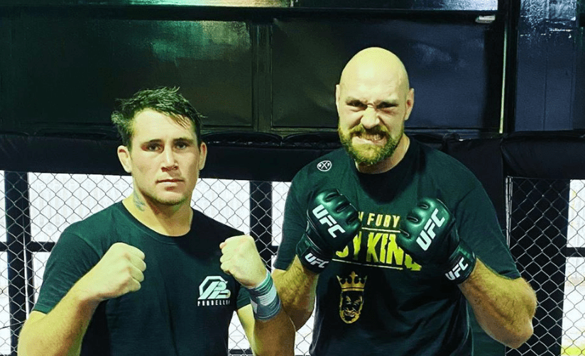 Darren Till On Tyson Fury And Being The Money Fight In UFC MW Division