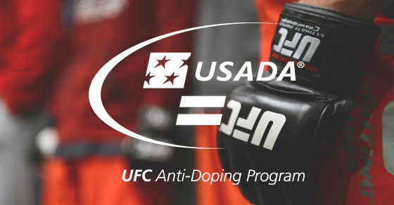 Despite The Coronavirus, USADA Will Continue To Test UFC Fighters