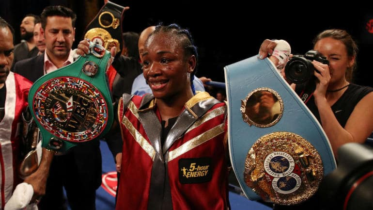 Claressa Shields Thanks Conor McGregor And Holly Holm
