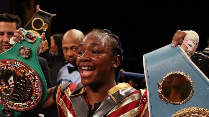 UFC: Dana White In Talks With Claressa Shields