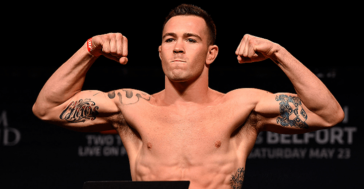 UFC – Dan Lambert: Colby Covington Is 'A Tough Motherf***er'