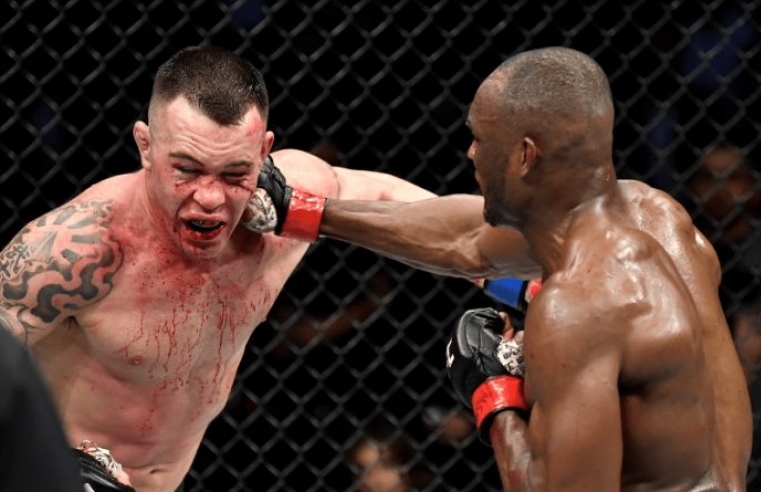 UFC: Kamaru Usman Hits Out At Colby Covington
