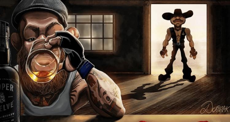 UFC Conor McGregor vs 'Cowboy' Cerrone