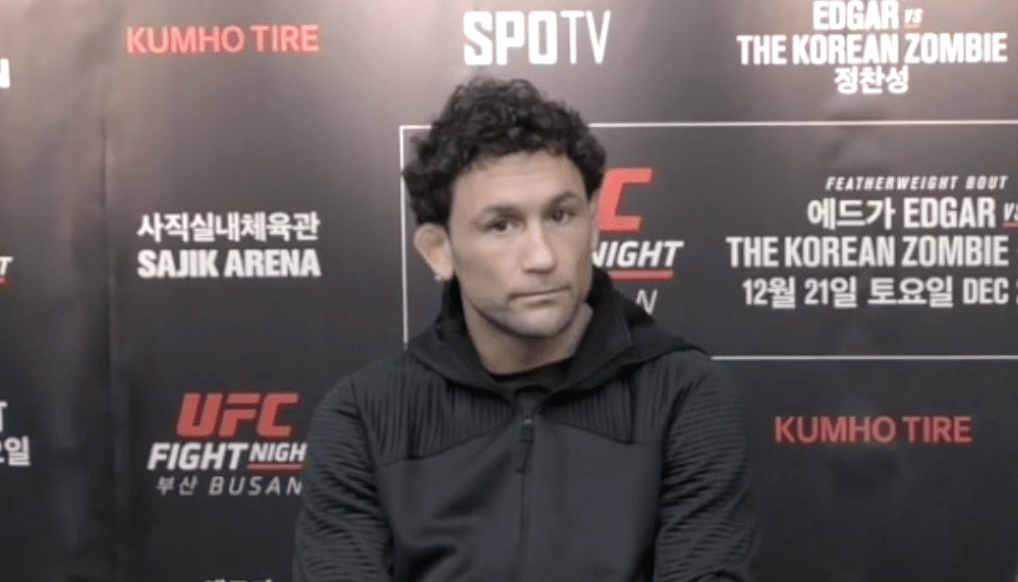 UFC Busan: Edgar One Of Six To Receive 180 Day Medical Suspension