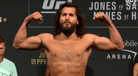 UFC: Jorge Masvidal's Manager Hints At Fight Announcement