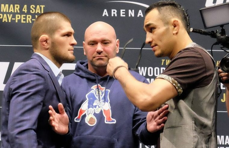 UFC: Tony Ferguson Remains Confident He Will Fight Khabib