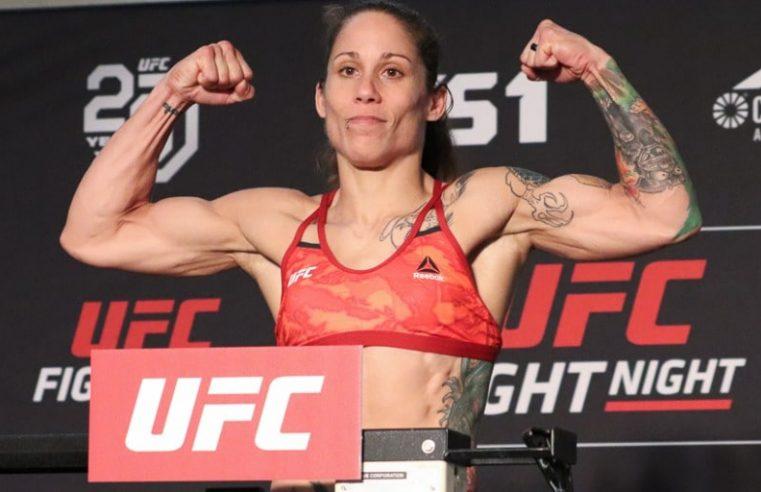 Liz Carmouche On UFC Release: It Definitely Sucks