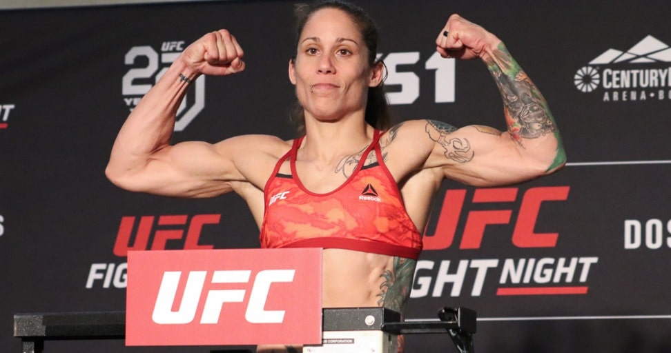 Liz Carmouche On UFC Release: It Definitely Sucks
