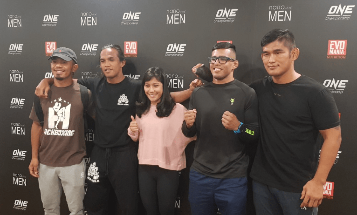 ONE: Mark Of Greatness Pre-Fight Interviews