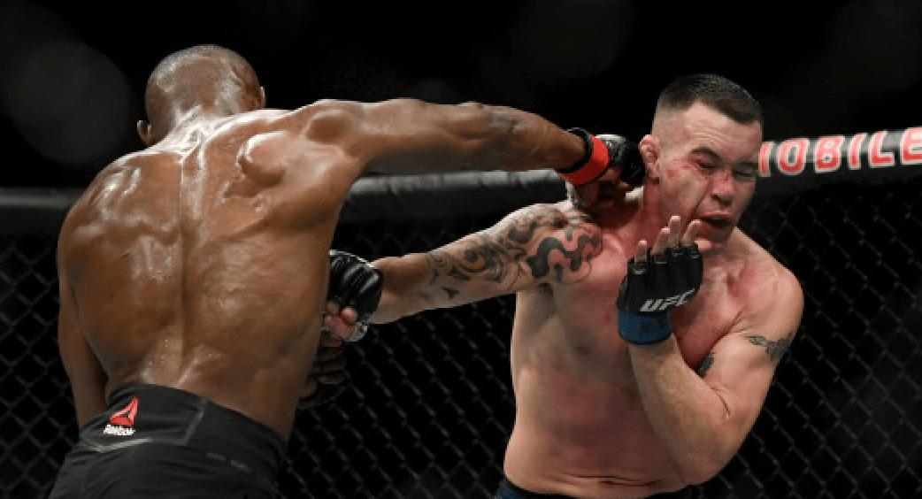 UFC 245 Medical Suspensions