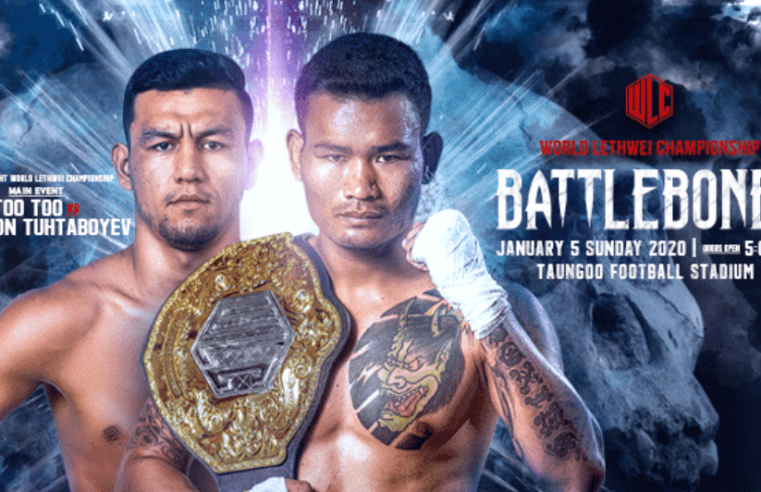 Too Too Set To Defend Middleweight Title At WLC: Battlebones
