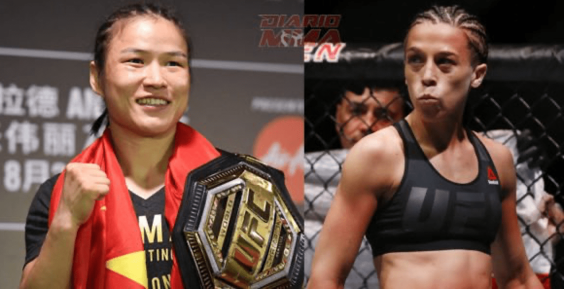 Zhang, Jedrzejczyk, Blachowicz, Anderson, Holm, Pennington Fight News