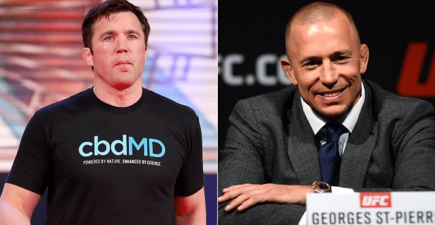 UFC: Chael Sonnen Is Very Confident GSP Fights Again In 2020