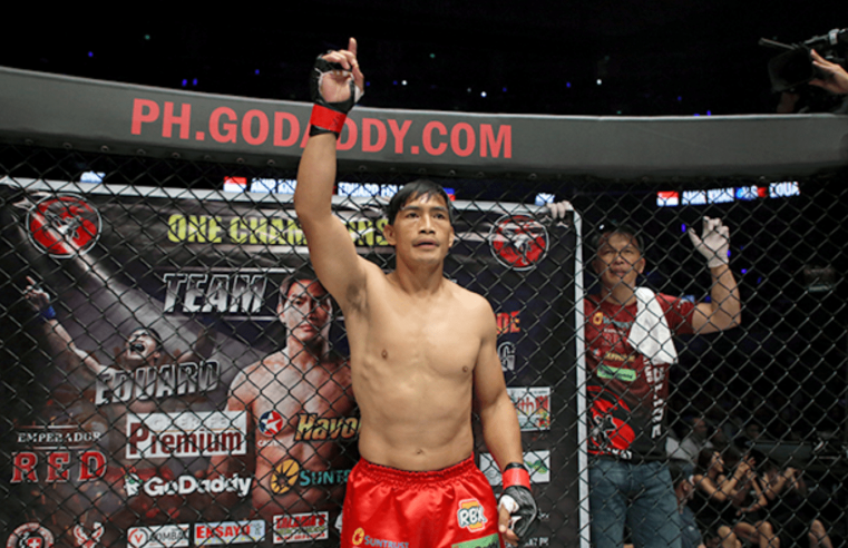 Eduard Folayang Opens Up On His Two Passions In Life