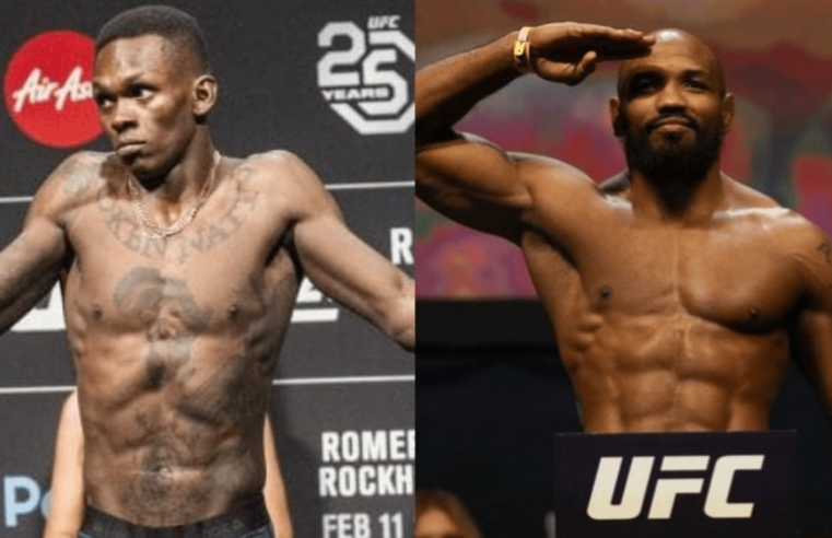UFC: Israel Adesanya Isn't Afraid Of Yoel Romero