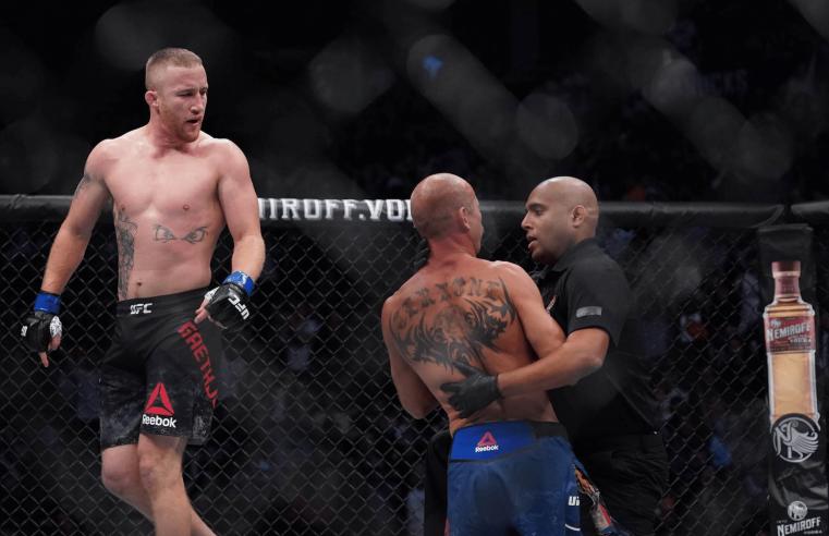 UFC: Justin Gaethje Predicts Conor McGregor vs 'Cowboy' Cerrone