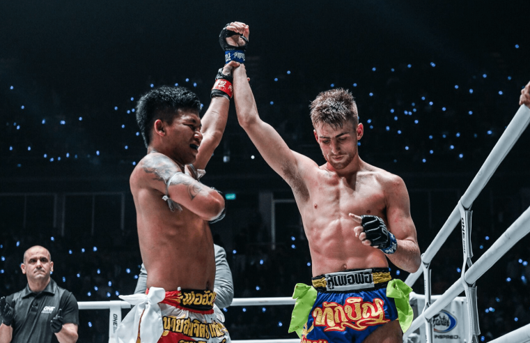 Rodtang Has The Perfect Opponent In Mind For Jonathan Haggerty