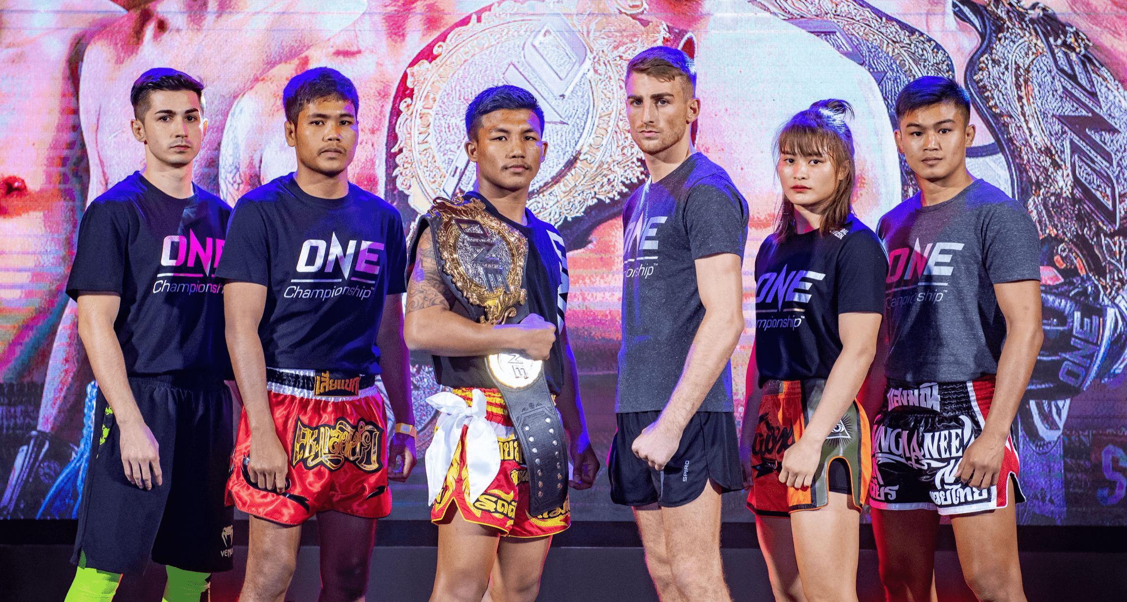 ONE: A New Tomorrow Pre-Fight Interviews & Open Workouts