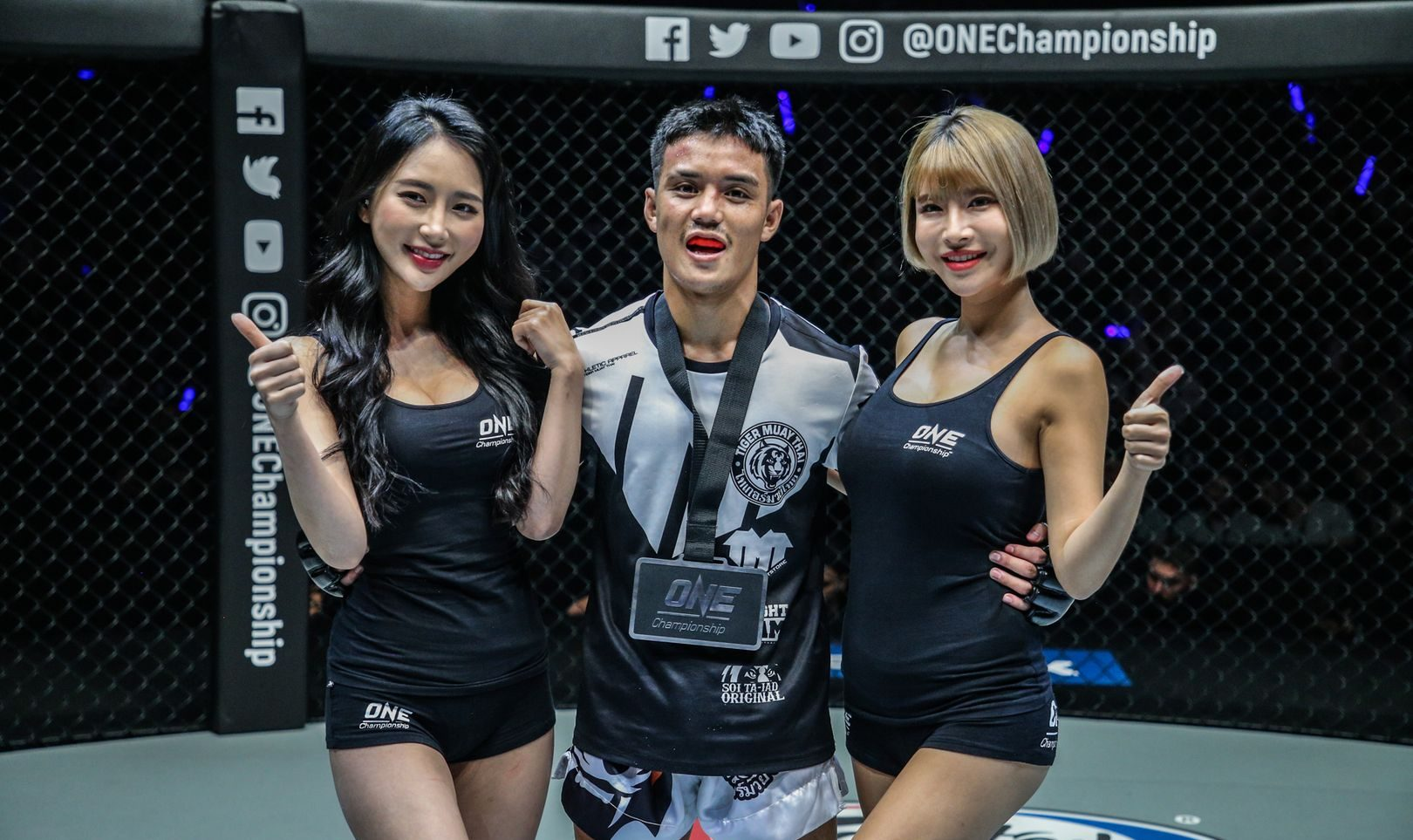 Pongsiri Mitsatit Wants To Cause Upset Against Lito Adiwang