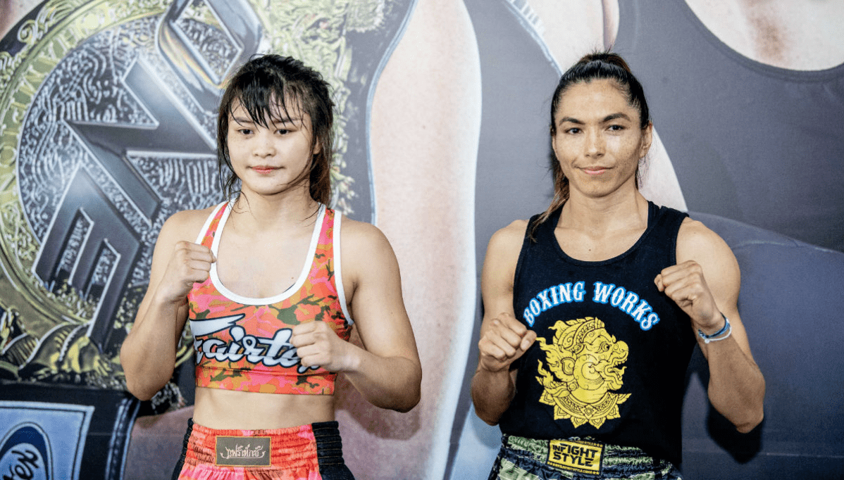 Stamp Fairtex To Defend Kickboxing Title At ONE: King Of The Jungle