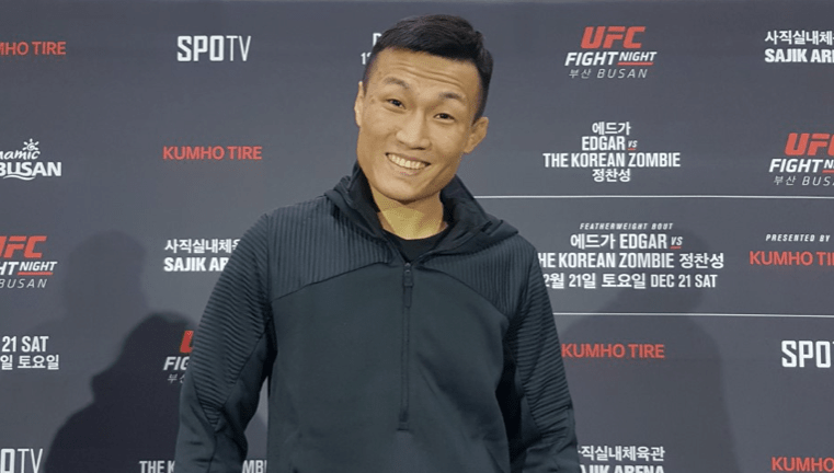 Eric Albarracin Wants 'The Korean Zombie' To Fight Alex Volkanovski Next